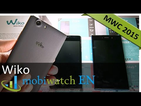 Secret Highlights of the MWC: Wiko Ridge, Highway Pure, Highway Star – Video Review