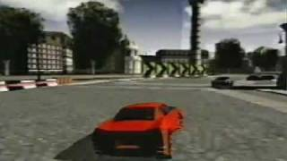 Supercar Street Challenge - Trailer - PS2 PC