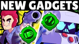 NEW Gadgets for 8-Bit & Colt! | Sneak Peek & BEST Builds!