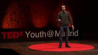 Poesía bioquímica | Andrés París | TEDxYouth@Madrid