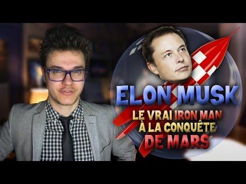 BULLE : L'Homme Qui Veut Coloniser Mars - Elon Musk
