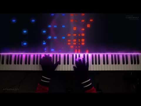 Lone Digger - Caravan Palace (Piano Cover) feat. LyricWulf [Advanced]