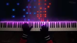 Lone Digger Caravan Palace Piano Cover Feat LyricWulf Advanced