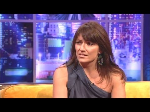 """""""Davina McCall"""" On The Jonathan Ross Show Series 6 Ep 10.8 March 2014 Part 1/5"""