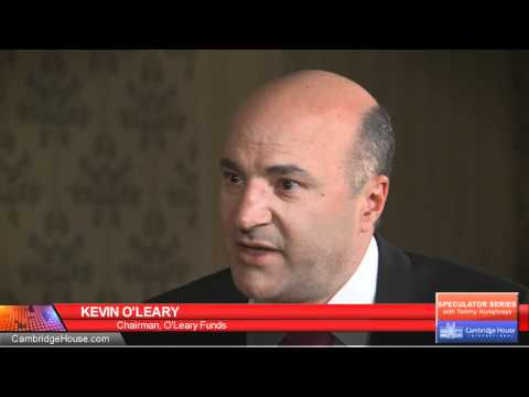 Kevin O'Leary's take on billionaire miner Frank Giustra