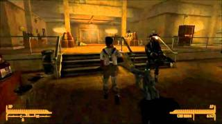 Lets Play Fallout New Vegas (with console commands) Part 8