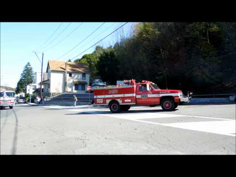 POTTSVILLE GOODWILL FC ENGINE 41 HOUSING PARADE VIDEO ONE 10 13 2012