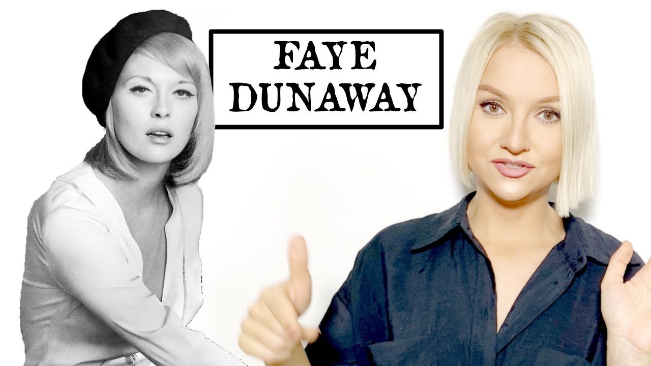 Download FAYE DUNAWAY - DRAMATIC Style Review