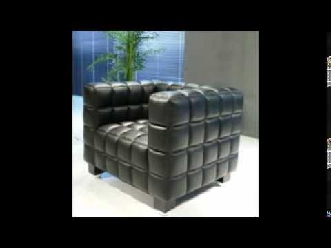 Funky Retro Designer Chairs