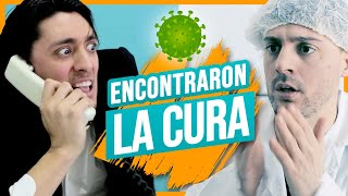 ENCONTRARON LA CURA | Hecatombe!