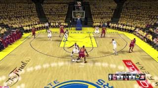 NBA 2K15 1080/720P 60 FPS Elgato Test