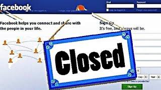 Trik Mudah Menutup Akun Facebook Selamanya Via HP