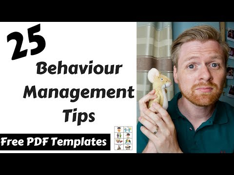 😡  25 Behaviour Tips for Early Years & Key Stage 1 Teachers | From The Chalkface Teaching Tips  😡