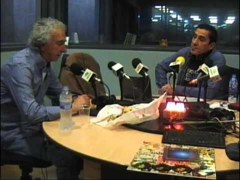 PERE GENÉ (LONE STAR) Entrevista -El Prat Radio- 25/10/12