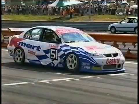 2001 V8 Supercars: Round 04 (Hidden Valley) - Race 3
