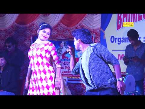 एटम बंब डांसर, डांसरों पे भारी पड़ गया ये लड़का | 2018 Haryanvi Dance | Govinda Bhalothiya