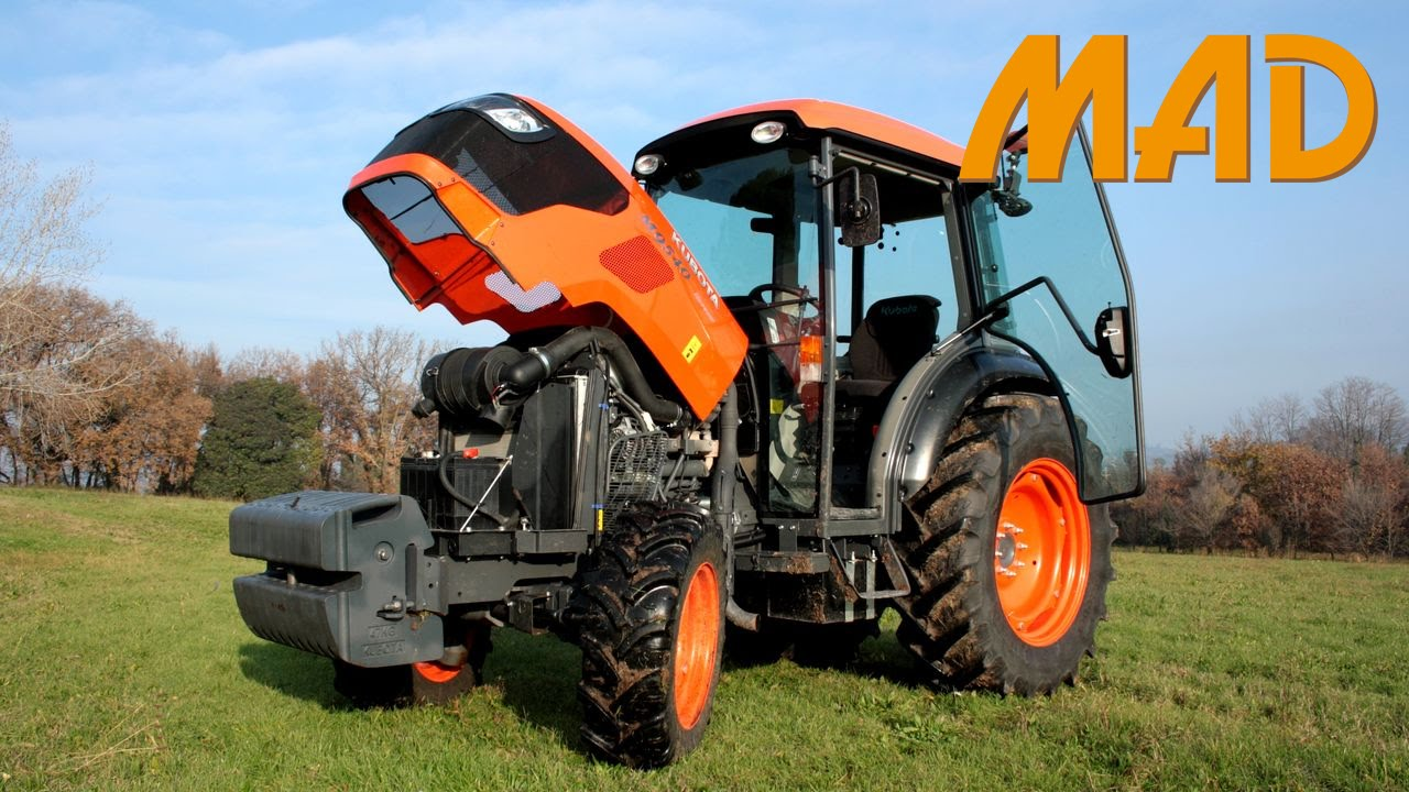Kubota M9540 Price, Implements, Specs, Key Featurs, Review