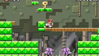 Mario vs. Donkey Kong - Mario vs. Donkey Kong World 1 and 2 - User video