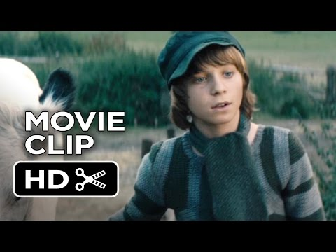 Into The Woods Movie CLIP - Five Pounds (2014) - Johnny Depp, Anna Kendrick Fantasy Musical HD