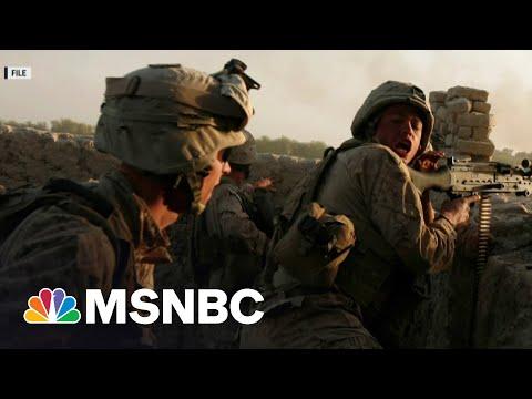 Taliban Surges In Afghanistan Amid U.S. Troop Withdrawal