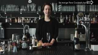 How-to: Lækker Ginger Bubbles Med Champagne Fra Pierrer-jouët M. K-bar