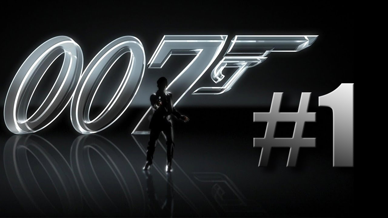 Lets Play 007 Agent Under Fire Ps Trouble In Paradise