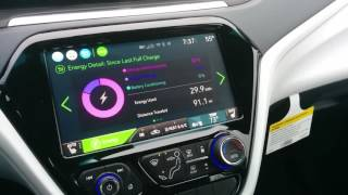 Chevy Bolt EV Freeway Range in the Rain