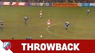 THROWBACK |  PSV - FC Utrecht (95-96)