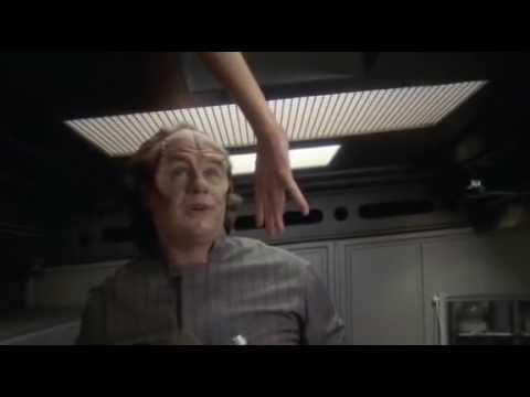 Star Trek Enterprise   Hoshi loses her shirt