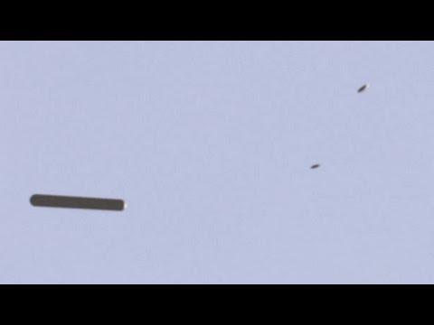 UFO over Johannesburg, South Africa
