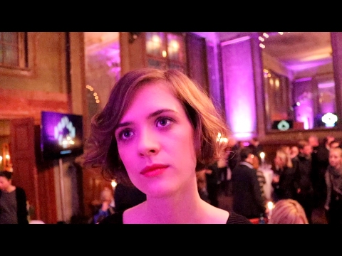 """Babylon Berlin""-Star Liv Lisa Fries im Interview"