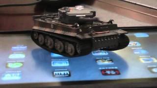 Vs Tank X  Vsx 1/72 German Tiger I