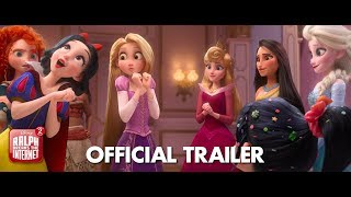 RALPH BREAKS THE INTERNET - Official Trailer