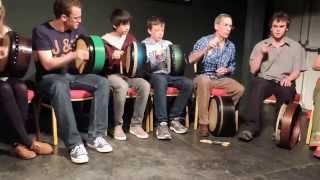 Recital of master class - Craiceann 2015 video notes
