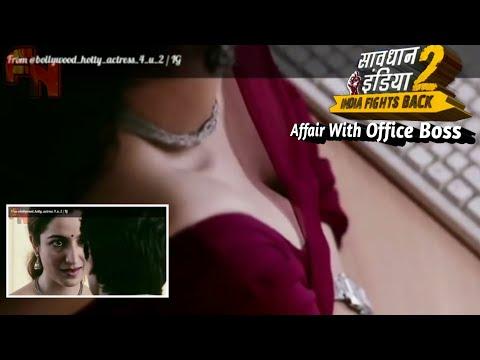Savdhaan India Hot Scenes | Kissing & Bed Scene | MUST WATCH |