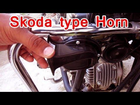 roots windtone skoda type horn