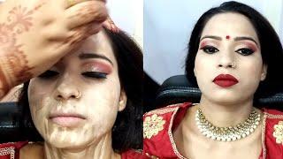 Baixar Indian bridal makeup// step by step 2019