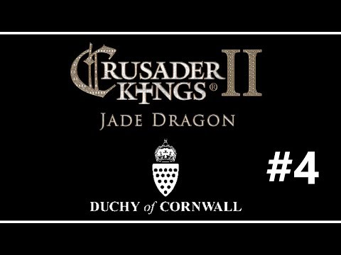 Let's Play Crusader Kings 2: Duchy of Cornwall - #4: Indescisive Losers