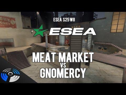 ESEA S25 W8: Meat Market vs. Gnomercy
