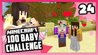 MARRYING A WOMAN! - Minecraft: 100 Baby Challenge - EP 24