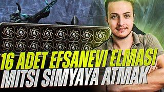 [ÇEKİLİŞ VAR!] 16 Adet Efsanevi Elması Mitsi Simyaya Atmak - Metin2 TR #198