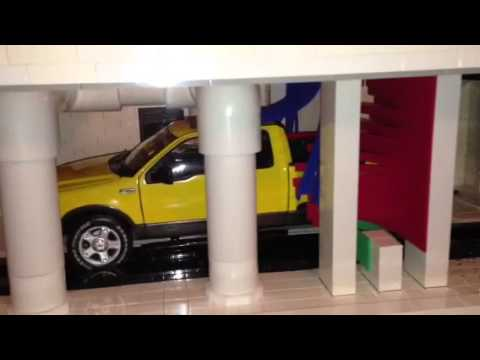 Scale Automatic Car Wash - YouTube