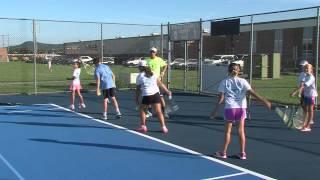 Conrad Weiser Tennis Association Summer Program