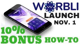 Worbli Launch Tomorrow, 10% Bonus Announced