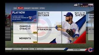 MLB® Die Show™ 19 Wie man einen erstellten Spieler in einer Mannschaft