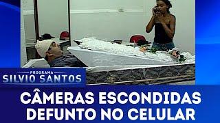 Defunto no Celular | Câmeras Escondidas (04/11/18)