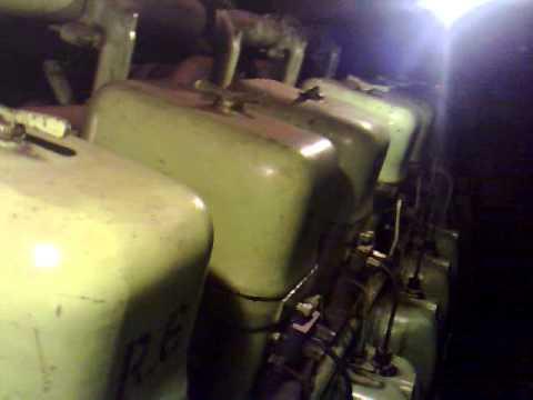 ALCO 251B Idling