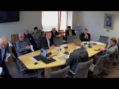 2019-05-15 Kaimo reikalų komiteto posėdis
