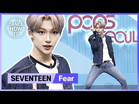 [Pops in Seoul] Felix's Dance How To! SEVENTEEN(세븐틴)'s '독 : Fear'