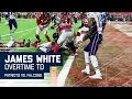 James White Game-Winning OT Touchdown! | Patriots vs. Falcons | Super Bowl LI Highlights